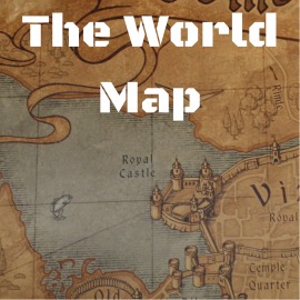 "The World Map podcast Episode 003: ""HotS Dogs"""